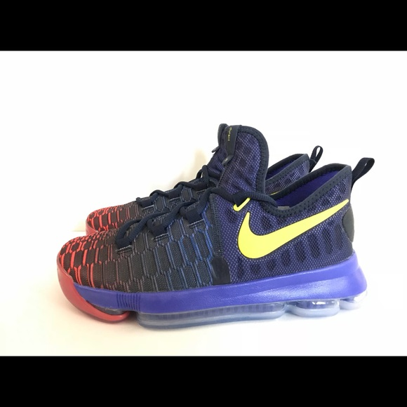 newest collection 24376 fb935 Nike Zoom KD 9 GS  Roar from the Floor  Sz 6.5 Y
